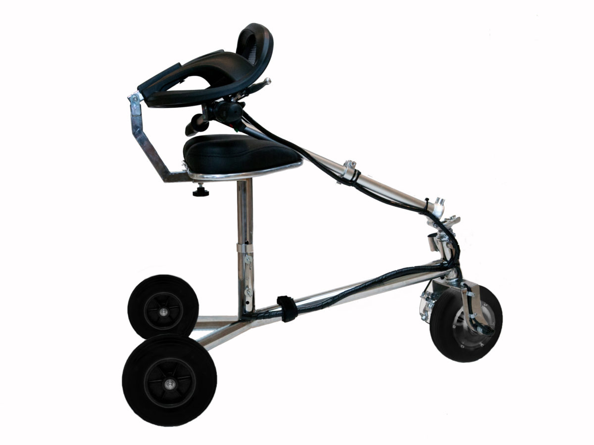 Smartscoot 017 - folded position 2