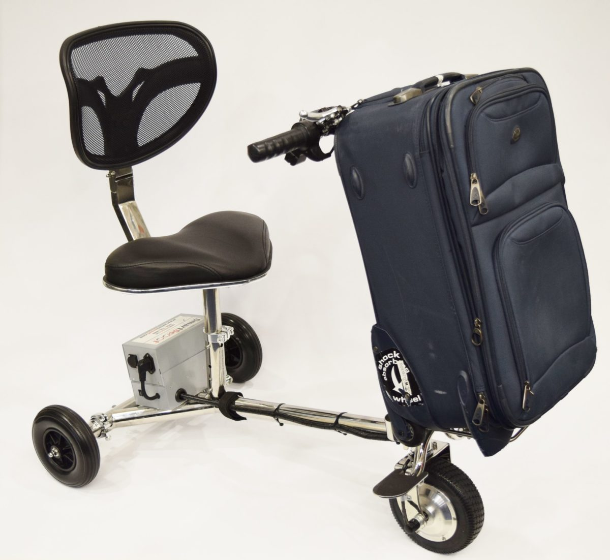The Latest Features and Capabilities of the SmartScoot ™ Mobility