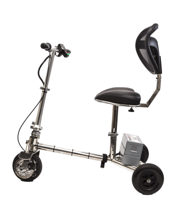 SmartScoot Folding Travel Scooter