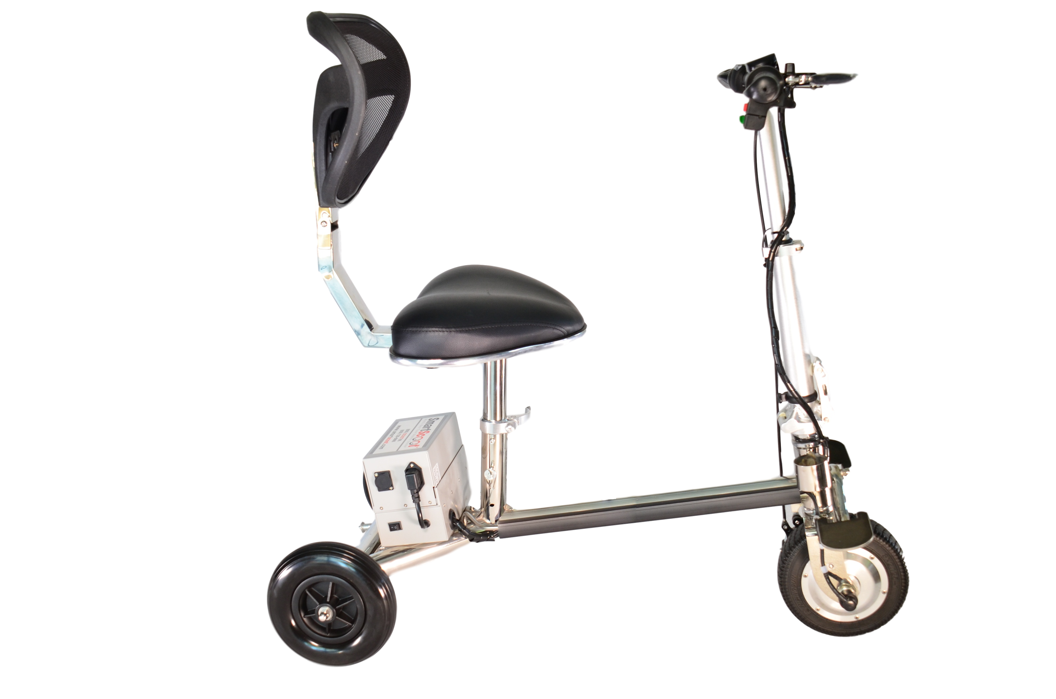 Portable Scooter By Smartscoot Lightweight Foldable Comfortable